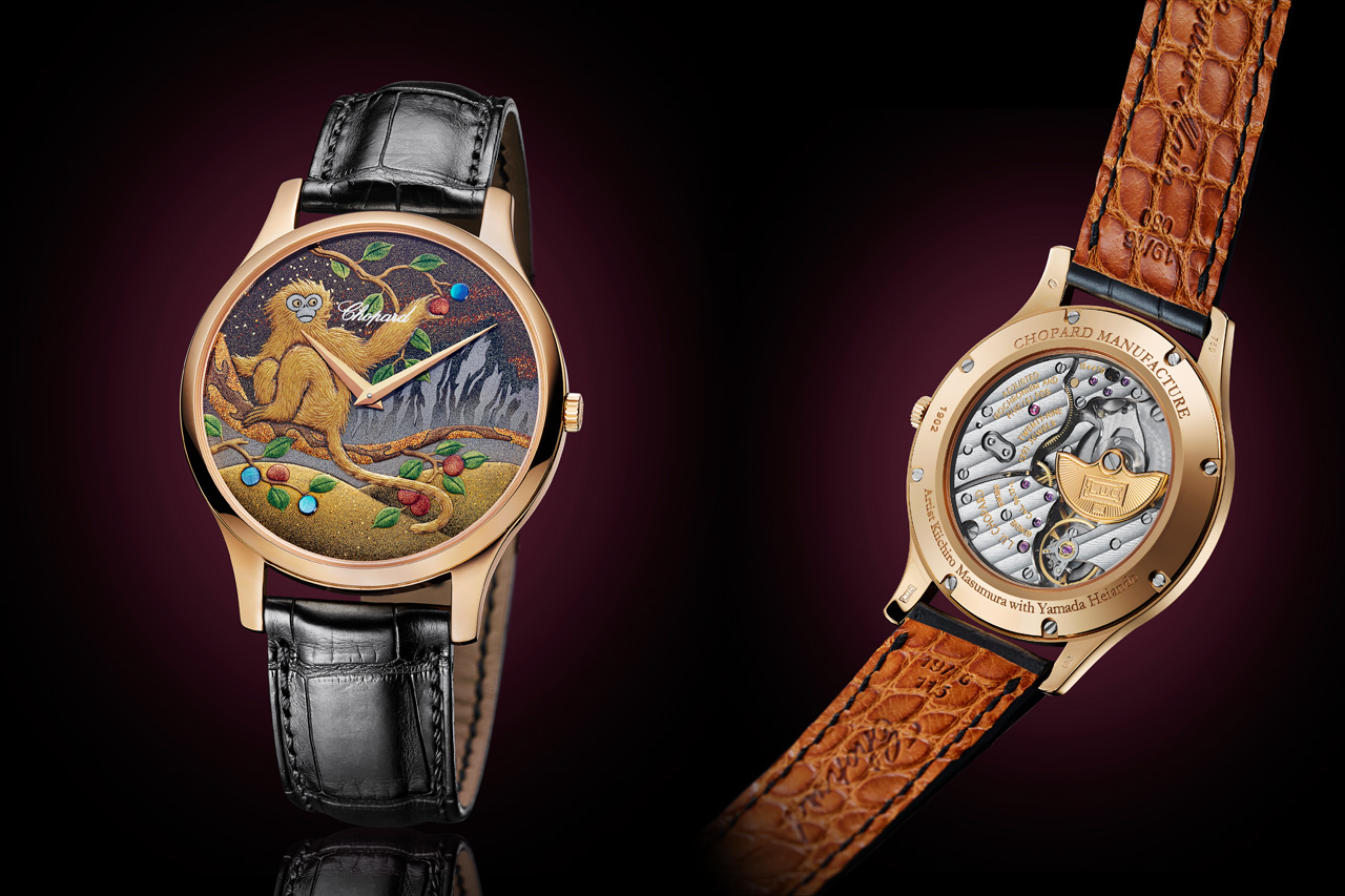 Eight watches celebrating the Year of the Monkey