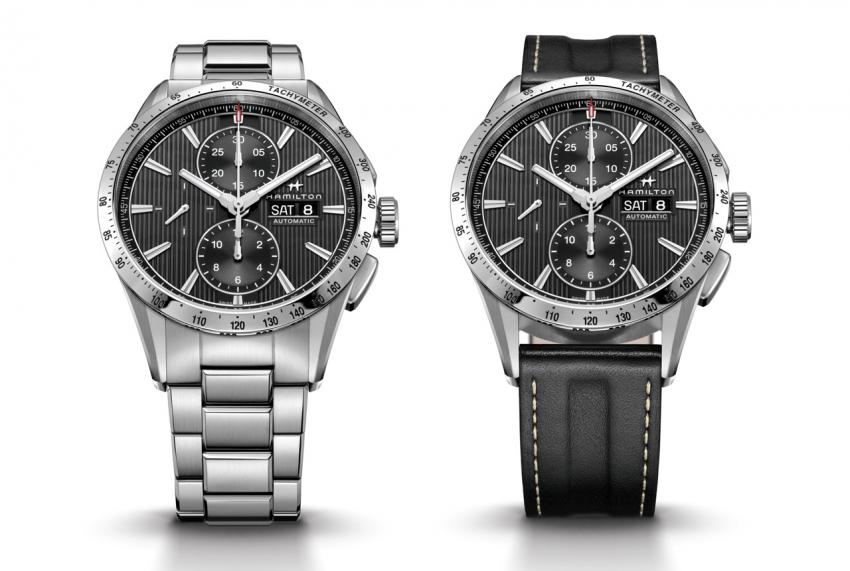 hamilton broadway chronograph a week on the wrist watchpaper. Black Bedroom Furniture Sets. Home Design Ideas