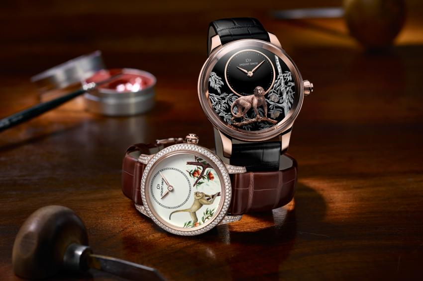 "Jaquet Droz ""Year of the Monkey"" watches"