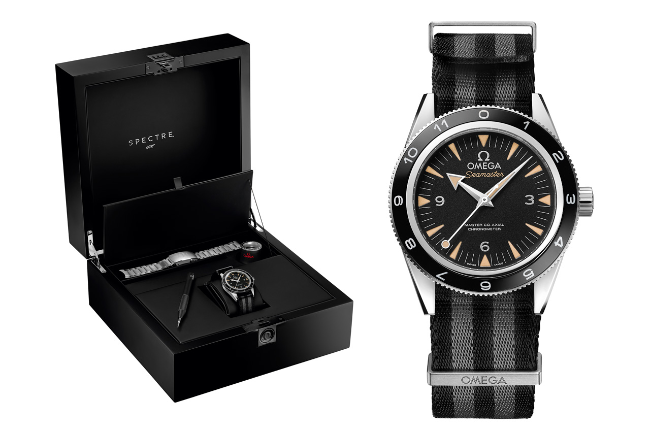 007 Seamaster Spectre Sold At Christie S Watchpaper