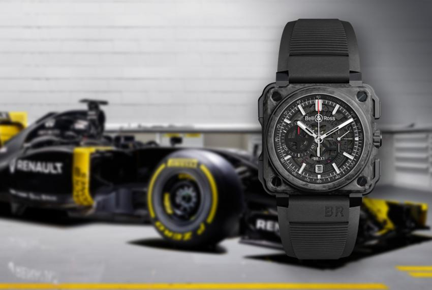 Bell & Ross BR-X1 Carbon Forgé