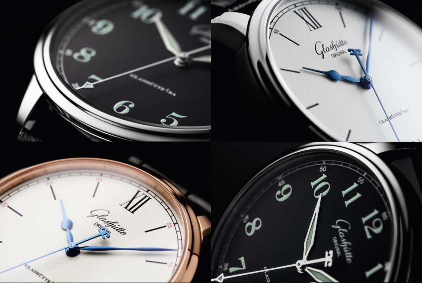 A closer look at the exceptional dials of the new Glashütte Original Senator Excellence line.