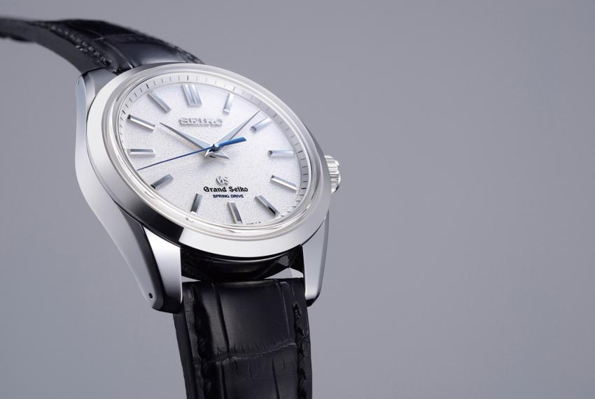 Grand Seiko Spring Drive 8 Day Power Reserve: SBGD001
