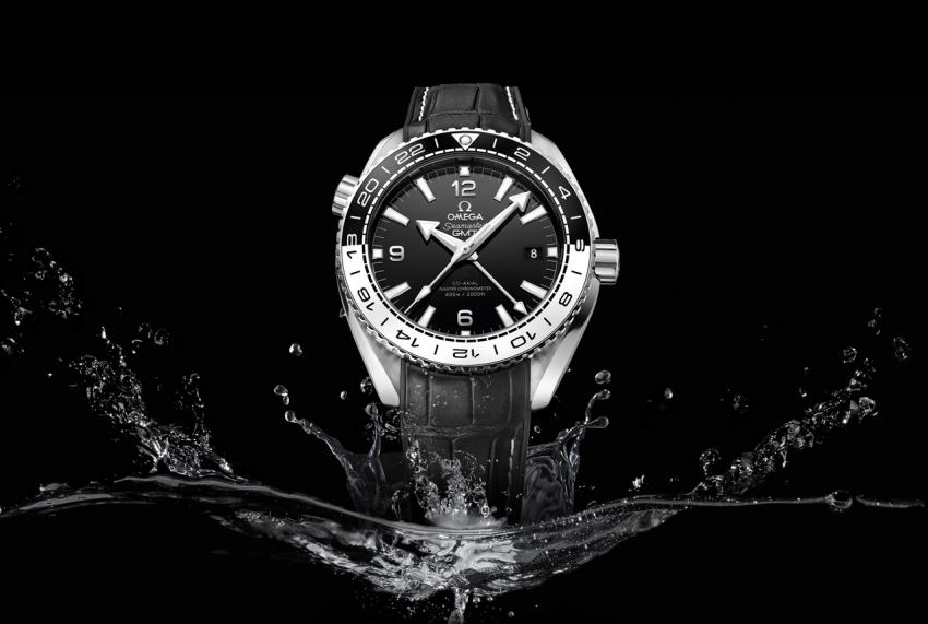 Omega Seamaster Planet Ocean 43.50mm GMT