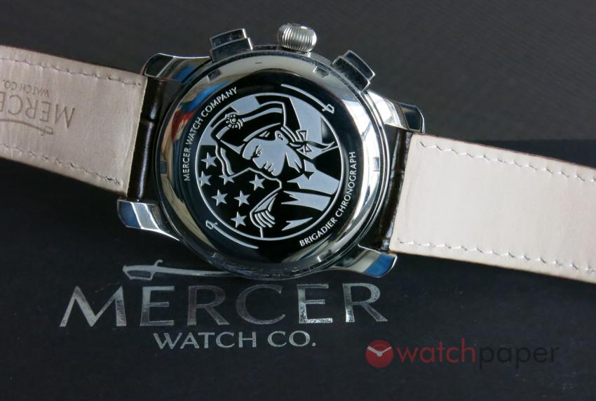 Mercer Watch Co. Brigadier Chrono