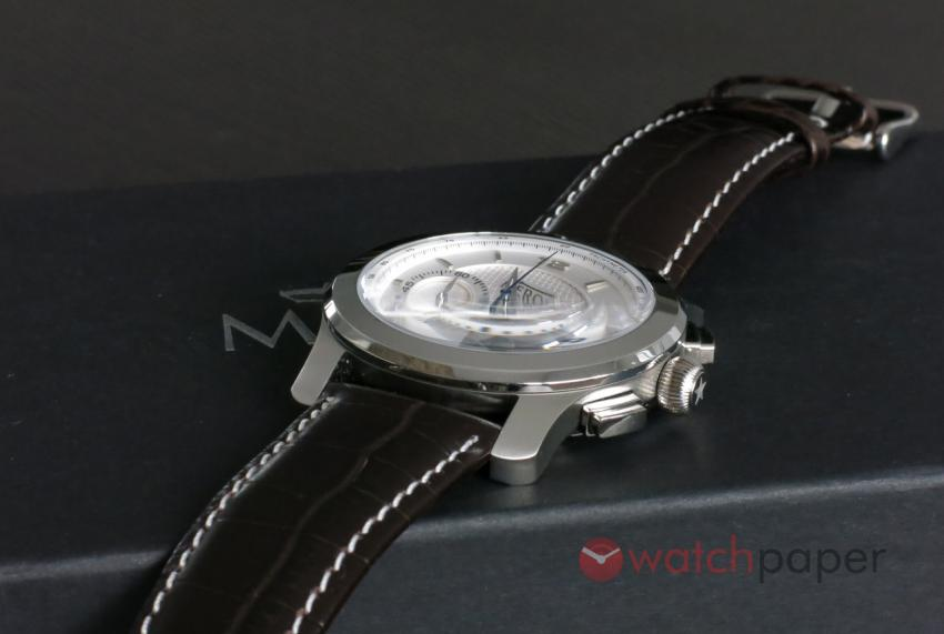 Mercer Watch Co Brigadier Chrono