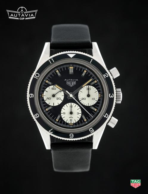 TAG Heuer Autavia 2446 Mark 3