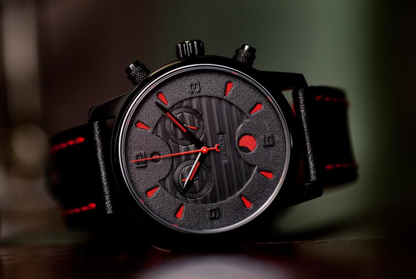 Peren Son of the Dragon chronograph