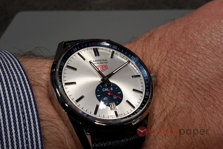 TAG Heuer Carrera (39 mm) Calibre 6
