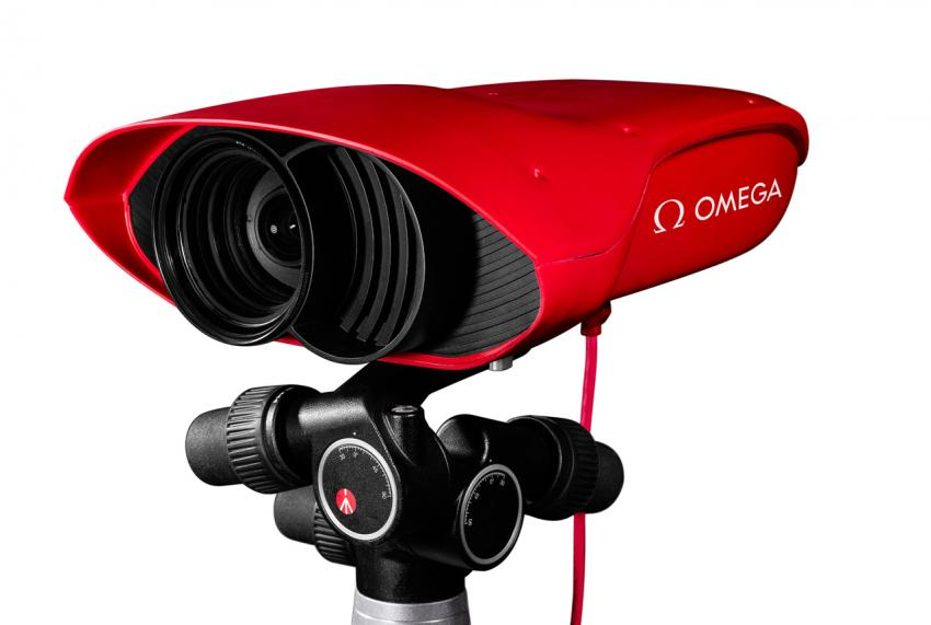 Photofinish cameras were first introduced by Omega at the 1948 Olympic Games of London. This year, in Rio, the new Scan'O'Vision MYRIA makes its Olympic Games debut.