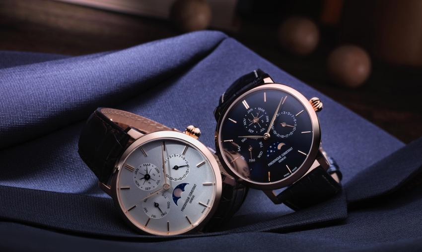 Frederique Constant Manufacture Perpetual Calendar presented at Baselworld 2016