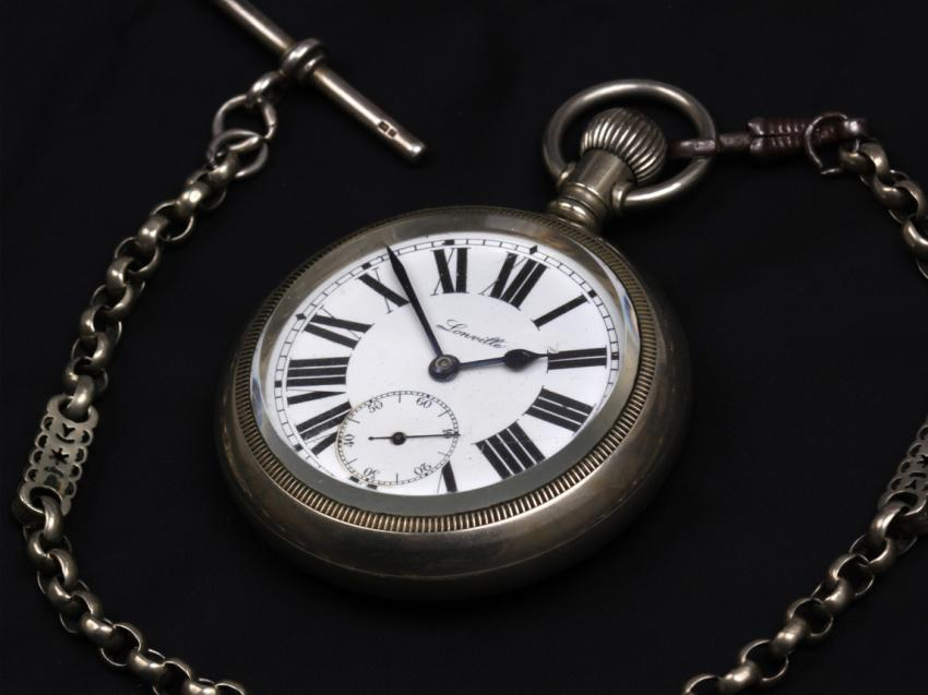 Lonville pocket watch