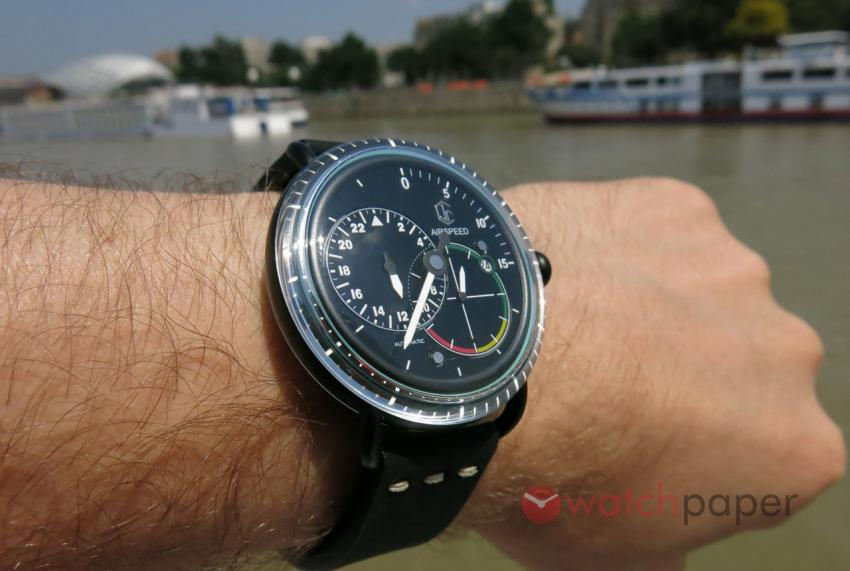 CJR Watches Airspeed Pilot