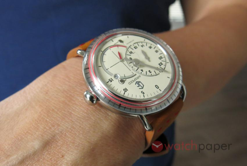 CJR Watches Airspeed Vintage