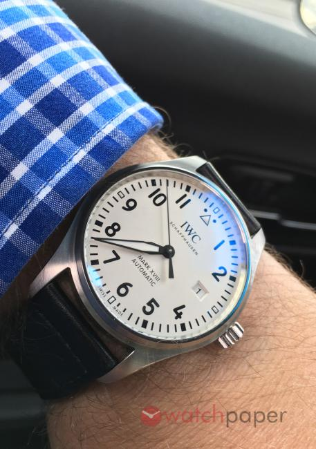 IWC Pilot's Watch Mark XVIII (Ref. IW327002)