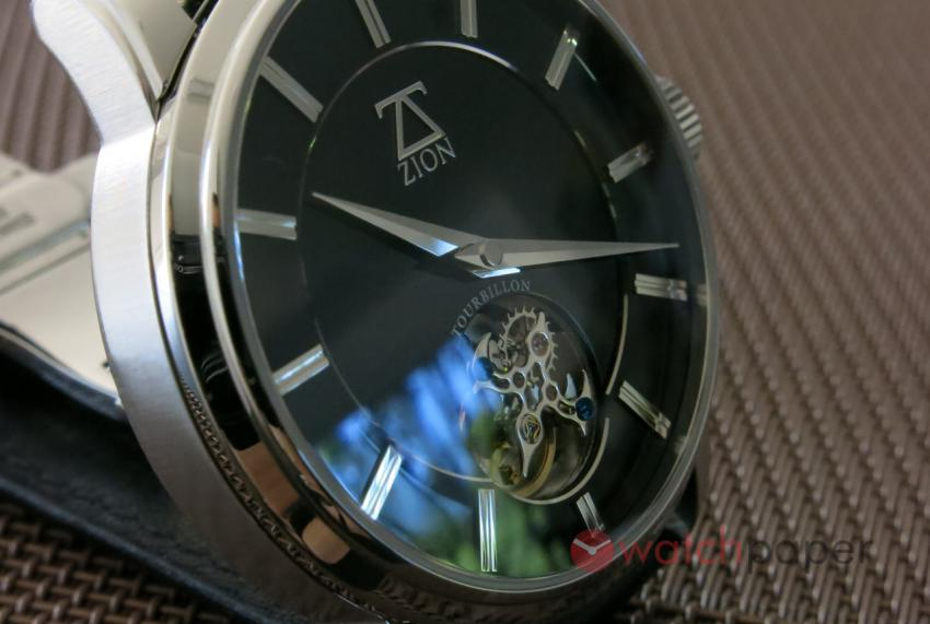 Zion Apollo tourbillon
