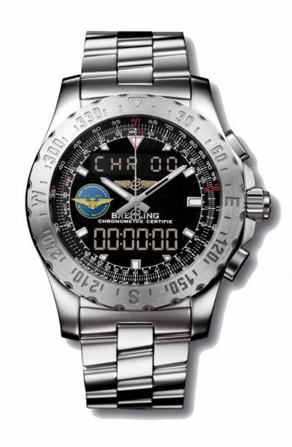 Breitling Special Edition celebrating the centennial of naval aviation