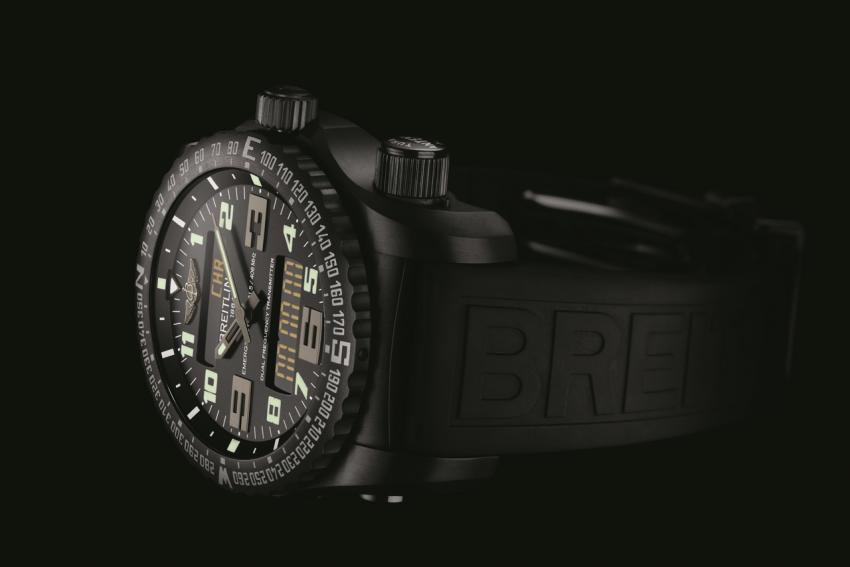 Breitling Emergency II Night Mission