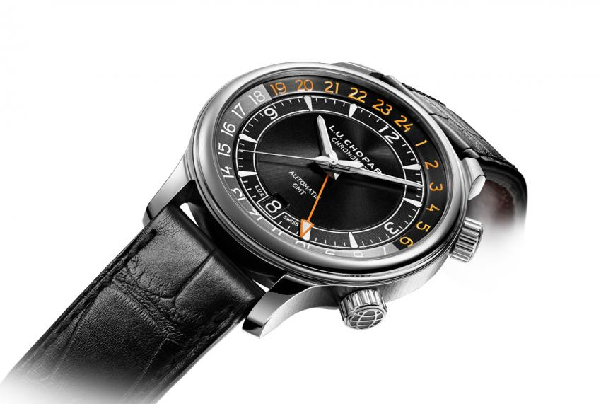 Chopard L.U.C GMT One Ref. 168579-3001 – in stainless steel