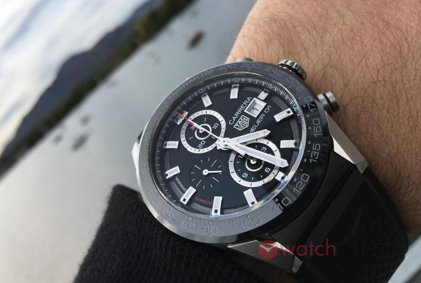 The 2016 TAG Heuer Carrera Calibre Heuer 01 - 43mm model