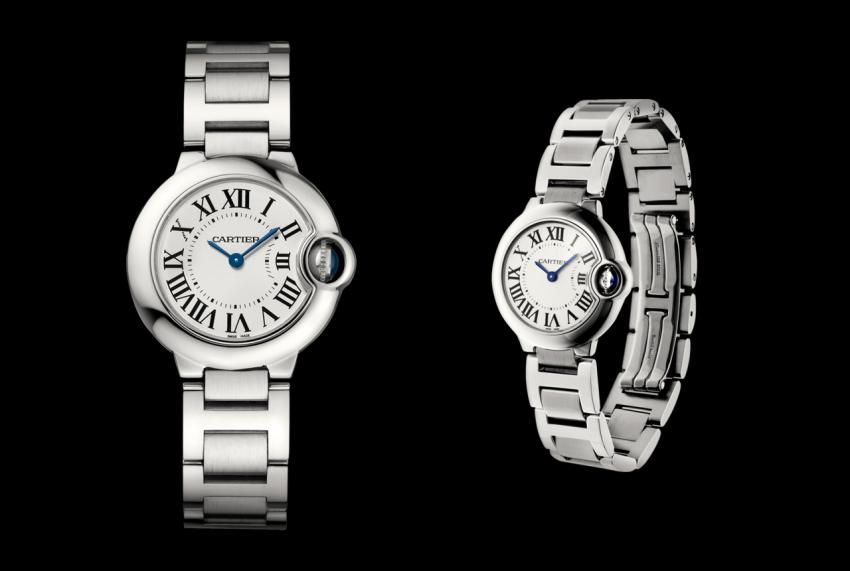 Cartier Ballon Bleu 28 mm, steel Ref: W69010Z4
