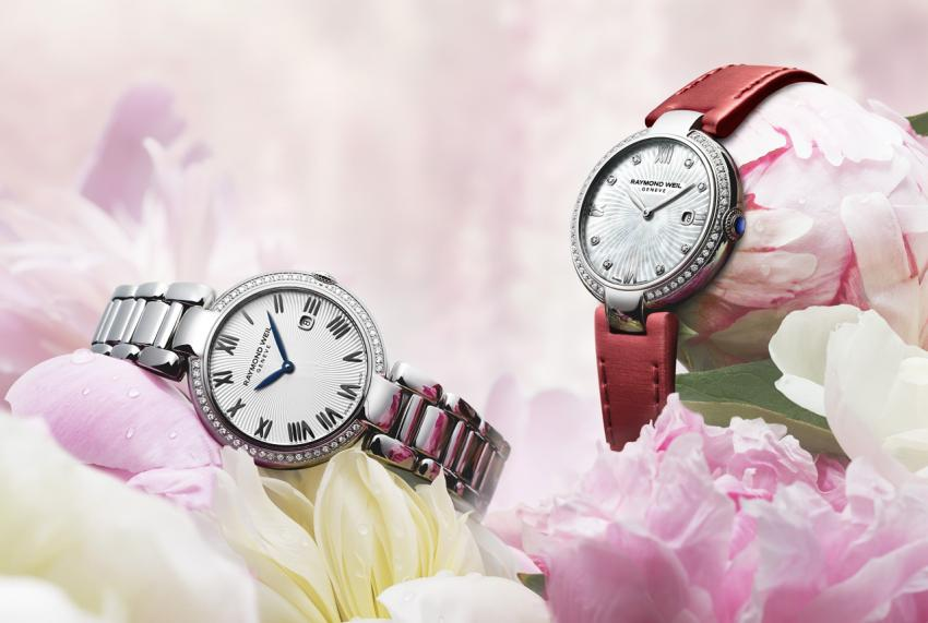 Raymond Weil Shine collection