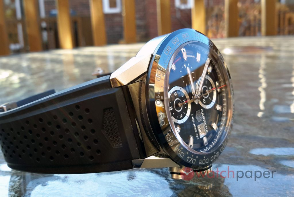 Tag Heuer Carrera Heuer 01 copy watch