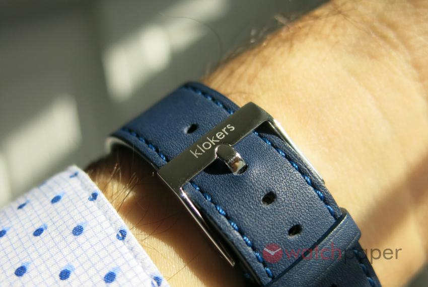 KLOKERS strap and buckle