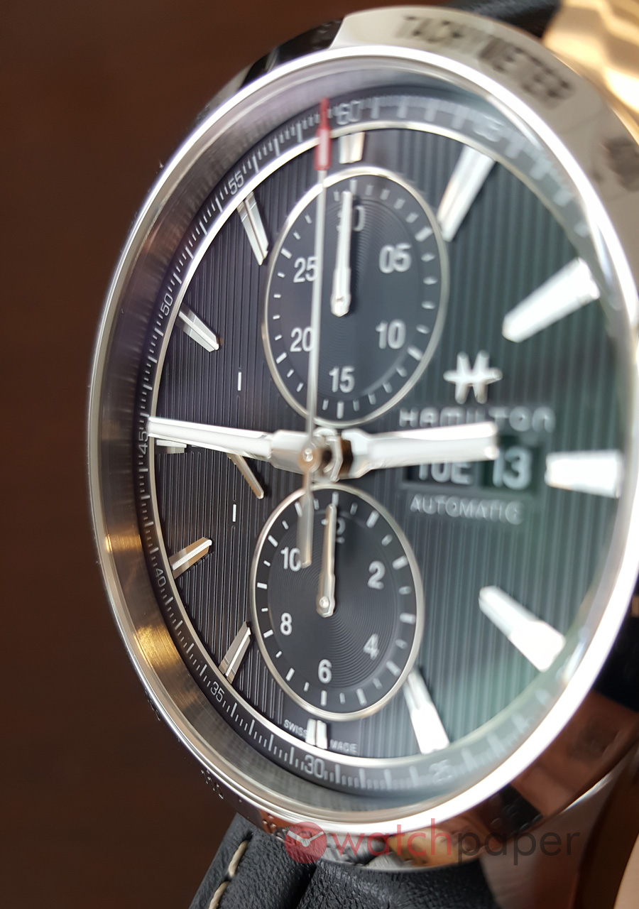 37873359f Hamilton Broadway Chronograph: A week on the wrist   WatchPaper