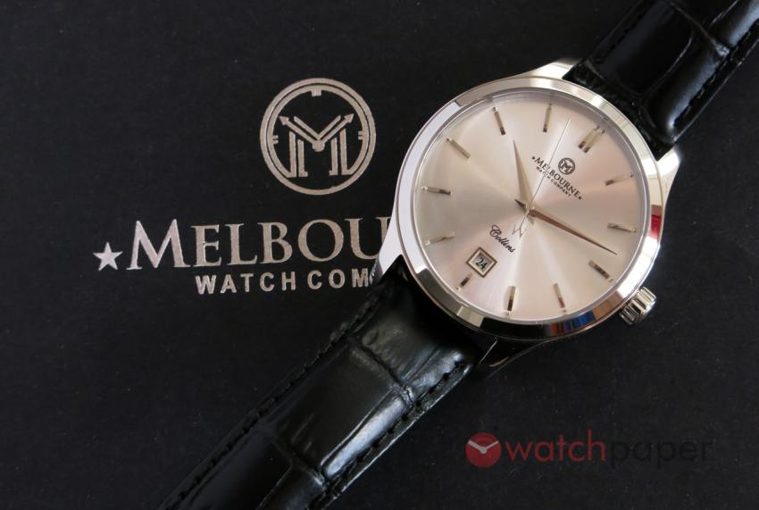 Melbourne Watch Co Collins CL.38.A.3HD.01