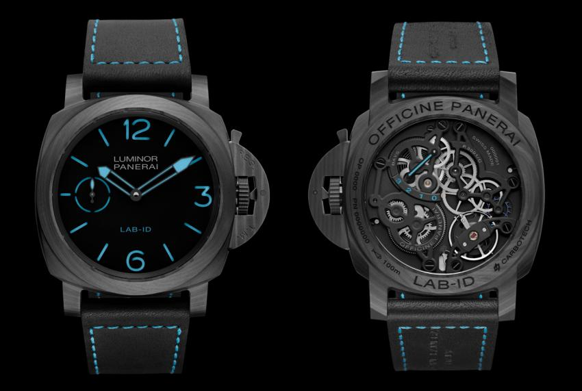 Officine Panerai LAB-ID Luminor 1950 Carbontech 3 days (PAM00700)