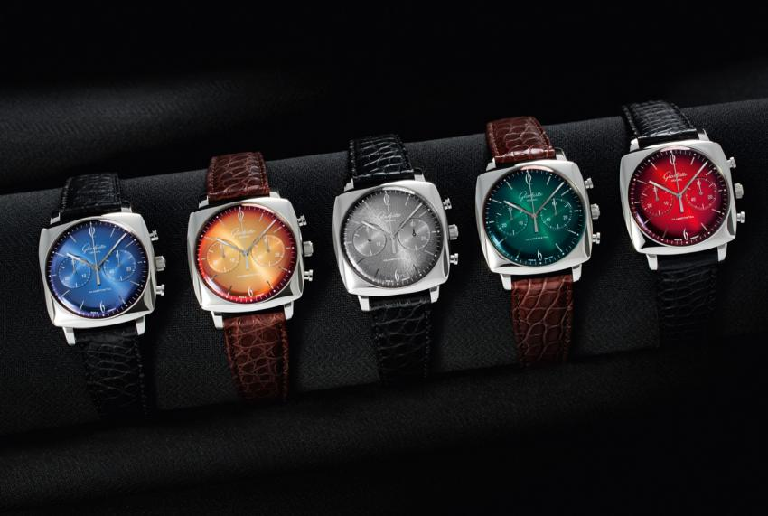 Glashütte Original Sixties Iconic Square Collection