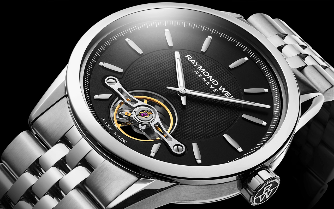 bea83eeb7 RW1212 — The first in-house movement by Raymond Weil | WatchPaper