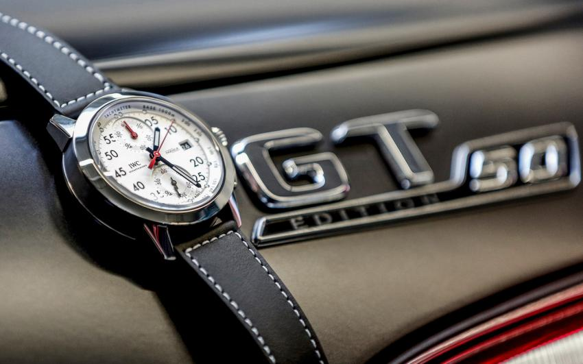 IWC Ingenieur 50th Anniversary of Mercedes-AMG