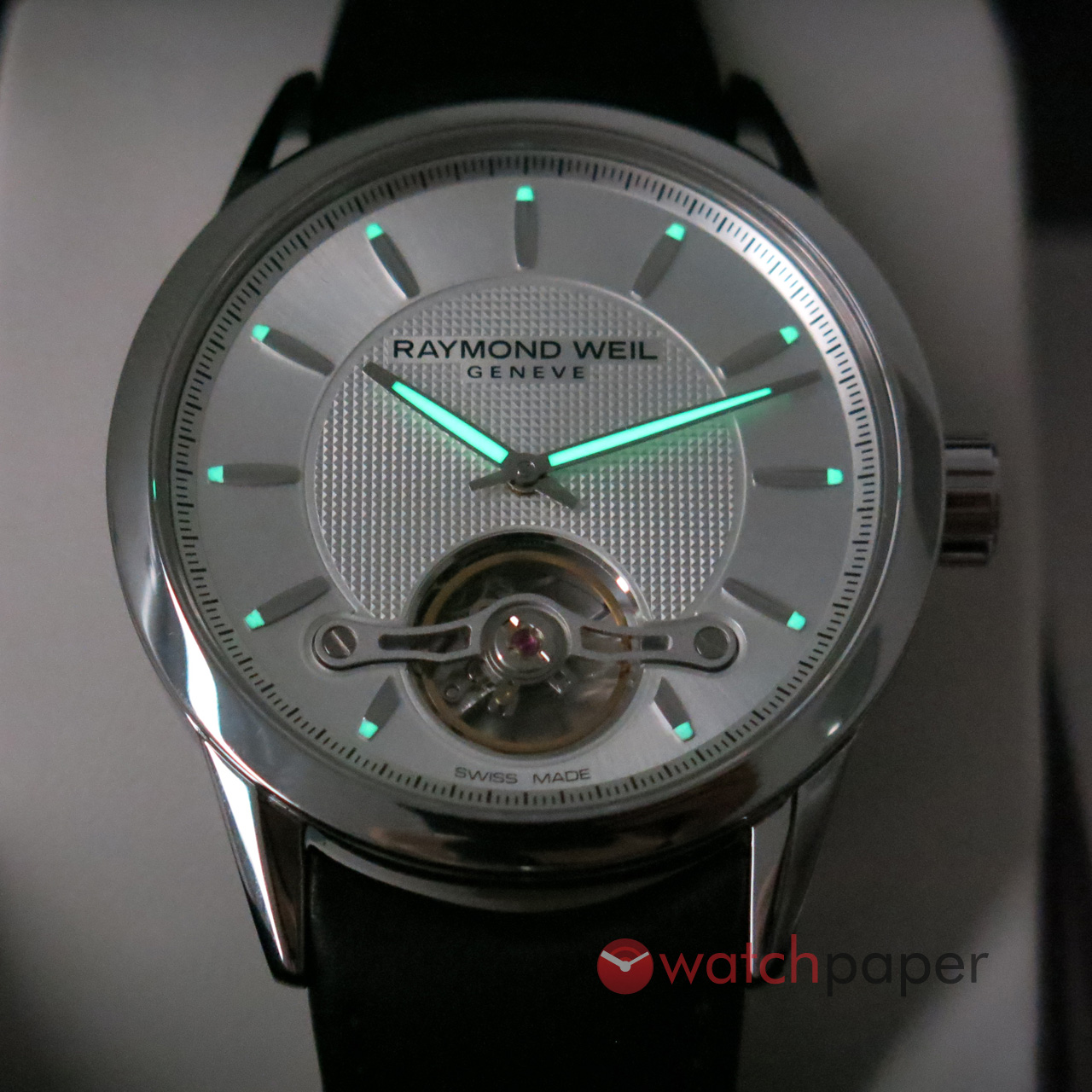 Raymond Weil Freelancer Rw1212 Hands On Review Watchpaper