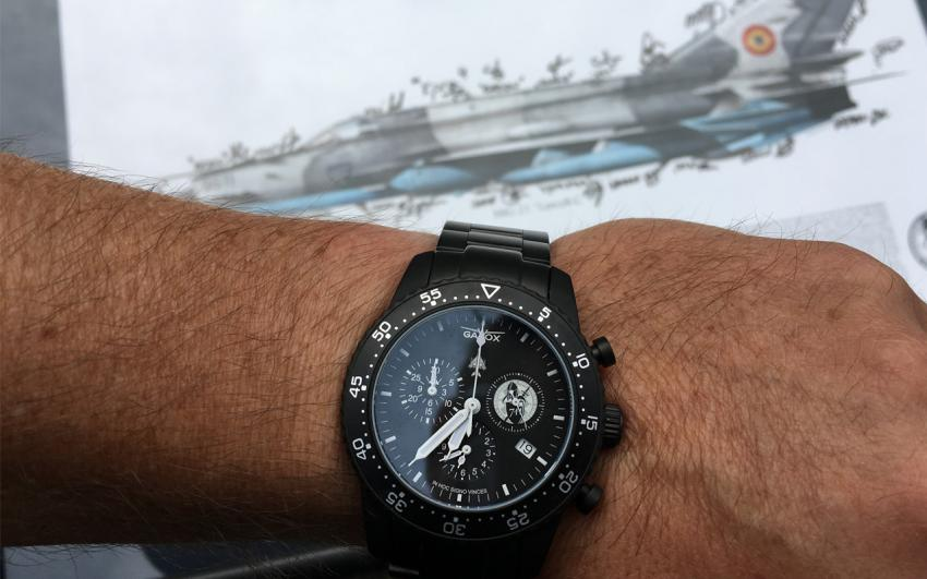 Gavox Squadron special edition for the pilots of the Romanian Squadron 711
