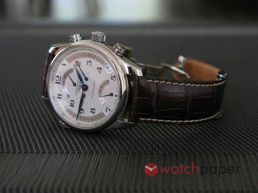 Longines Master Collection Retrograde