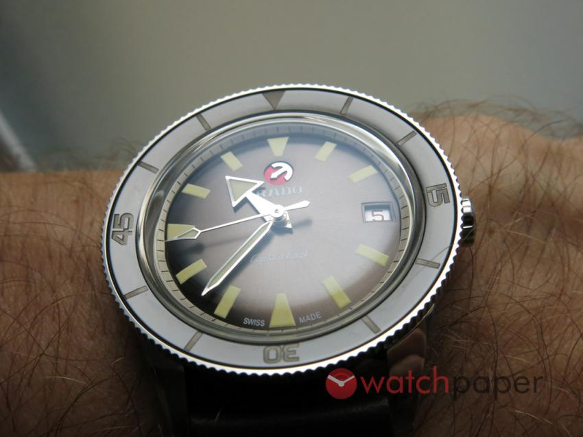 Rado HyperChrome Captain Cook 37 mm