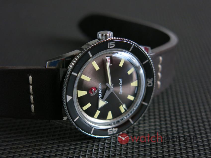 Rado HyperChrome Captain Cook 37 mm (Ref. 763.0500.3.130)