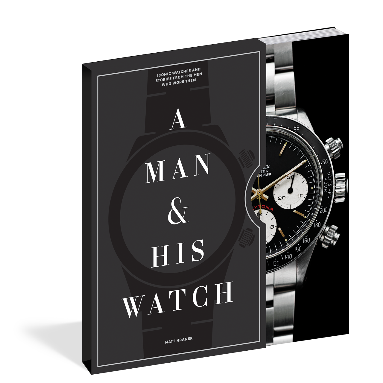 A Man and His Watch by Matt Hranek