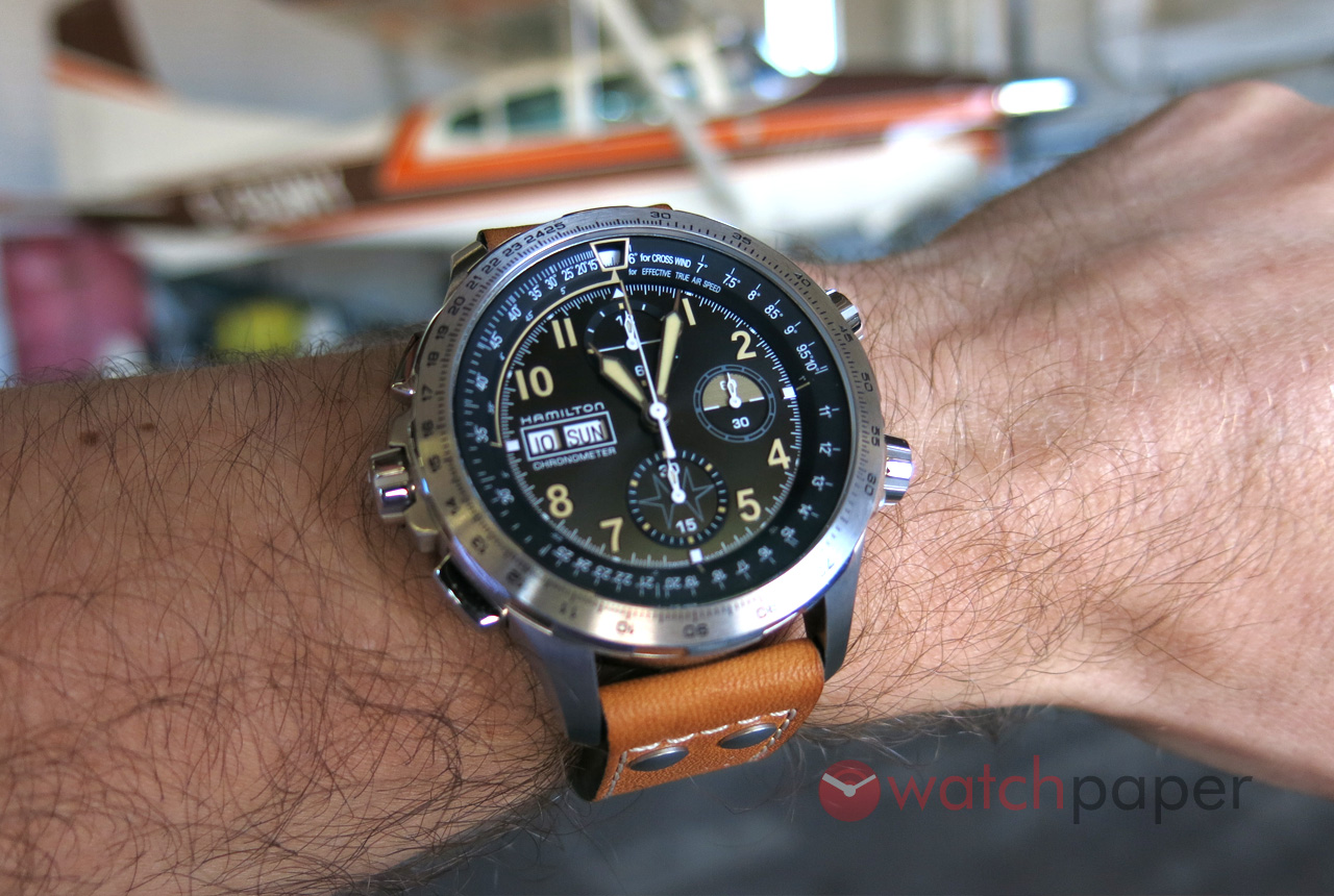 Auto Limited Edition Hamilton Date Reviewed Chrono Khaki X Day Wind 29WYeDHEI