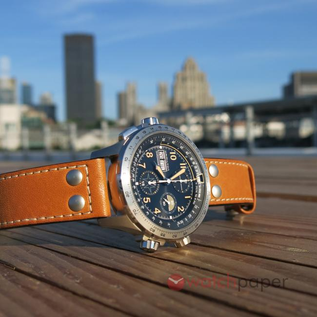 Hamilton Khaki X-Wind Day Date Chrono