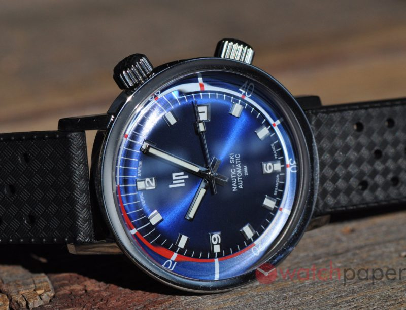 Lip Nautic Ski Automatic 38 mm