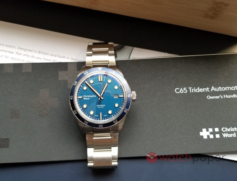 Christopher Ward Trident C65