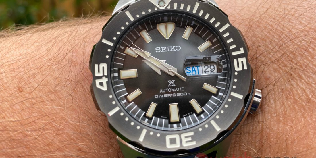 "Seiko SRPD27K1 ""Monster"""