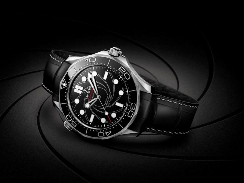 Omega Seamaster 300M James Bond Numbered Edition