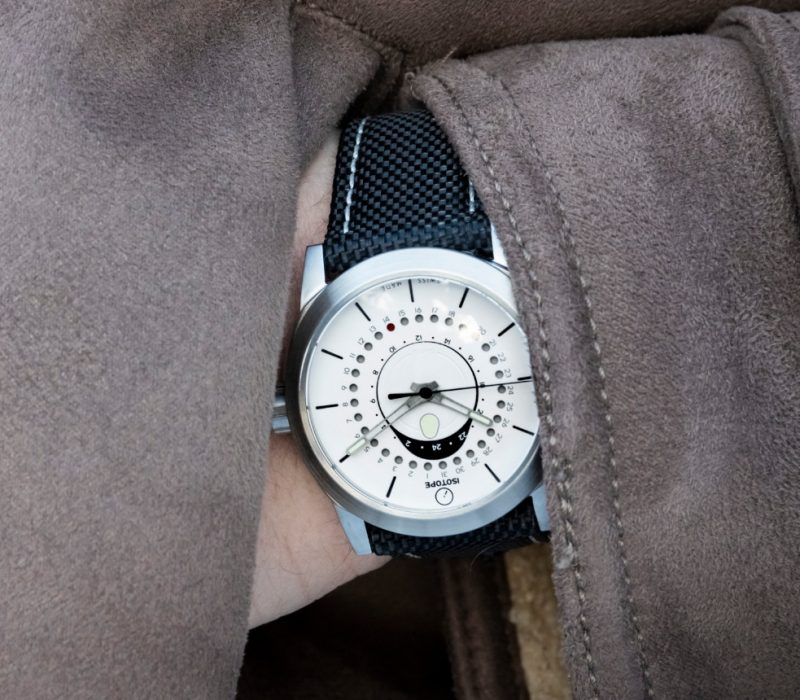 Isotope GMT
