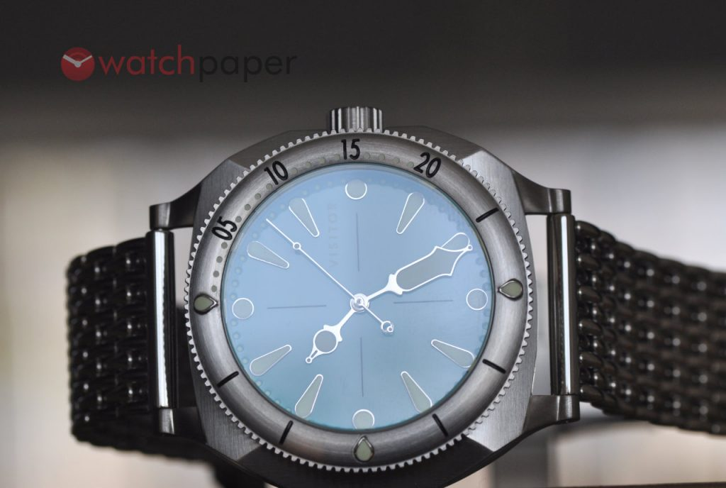 Visitor Watch Co. Duneshore Shallows